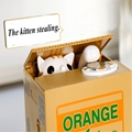 Novel toys Fashion Cartoon cat Useless Box Creative Adult Gifts Gags And Practical Jokes Funny Toys