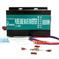 LED Display Off Grid 800W Power Supply Pure Sine Wave Solar Power Inverter 12v DC to
