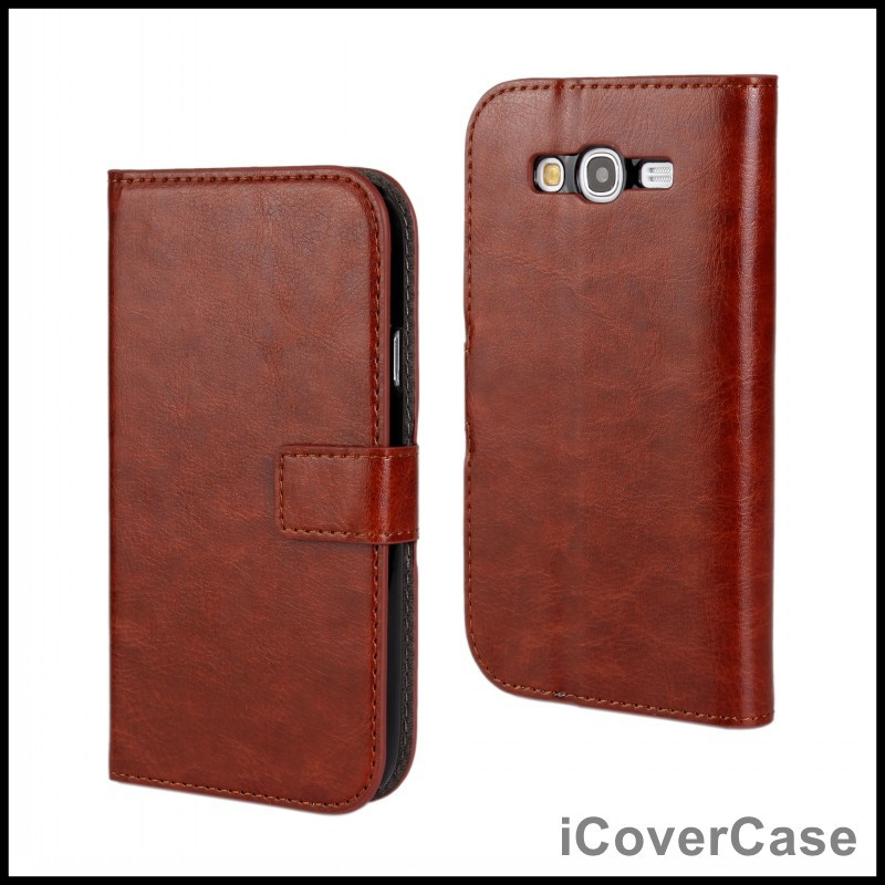 Case for Samsung Galaxy Grand Neo Plus Cover Wallet