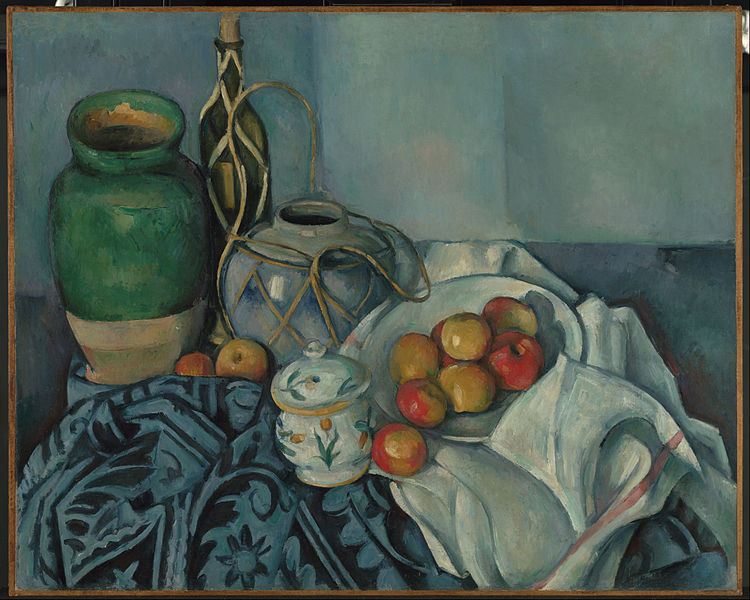 Canvas Art Prints Stretched Framed Giclee World Famous Artist Oil Painting Paul Cezanne French Still Life Apples(China (Mainland))