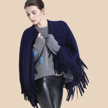 Luxury Brand Scarf Women Long Tassels Designer Scarf Cashmere Thicken Warm Soft Shawls Ponchos And Capes Blanket Fulares Mujer(China (Mainland))
