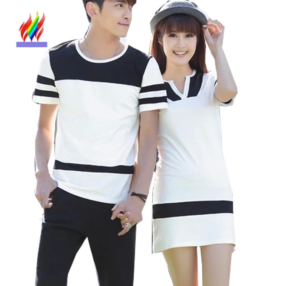 Popular Cute Couple Shirts-Buy Cheap Cute Couple Shirts lots from China Cute Couple ...