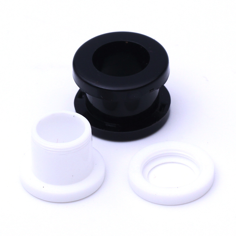 Online buy wholesale plastic threaded plug from china