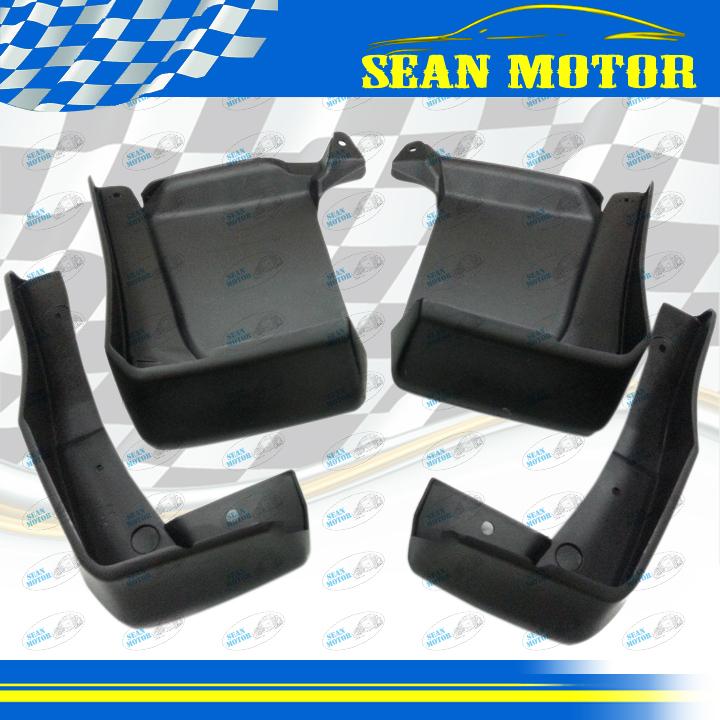 High Quality TPE&PP Mud Flaps Splash Guards Cover Fender Mudguards For Honda accord 2014(China (Mainland))