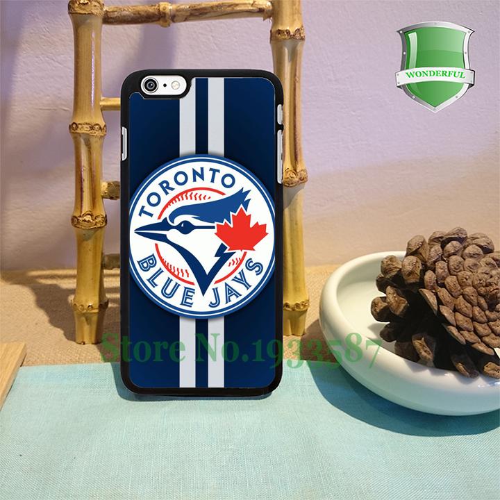 Toronto Blue Jays original black cell phone cases for iphone 6 6 plus 6s 6splus 5 5s 5c 4 4s Y-1267(China (Mainland))