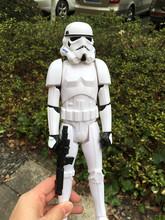 Geniune Star Wars Stormtrooper w/weapon 12″ Action Figure New No Package