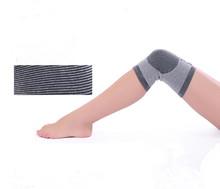 Ultra-thin high elastic non-slip bamboo charcoal kneepad warm kneepad sports protection(China (Mainland))