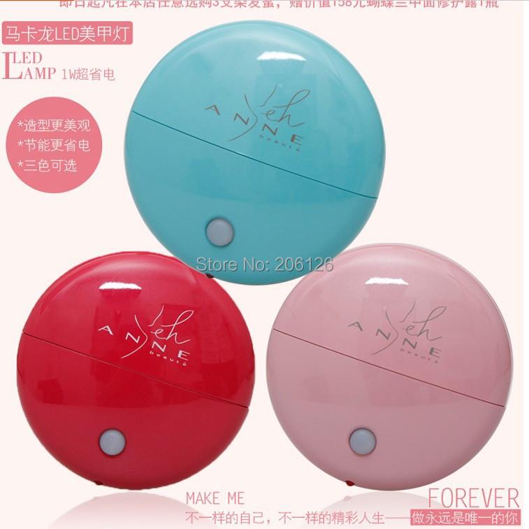 -Nail phototherapy machine lamp LED Nail polish gel nail tools dedicated lights 1W - IK LOVE store
