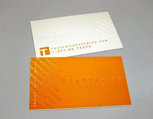 Free Shipping Discount Price Spot UV Business Cards Custom
