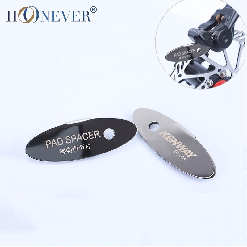 MTB Disc Brake Pads Adjusting Tool Bicycle Pads Mounting Assistant Brake Pads Rotor Alignment Tools Spacer Bike Repair Kit(China (Mainland))