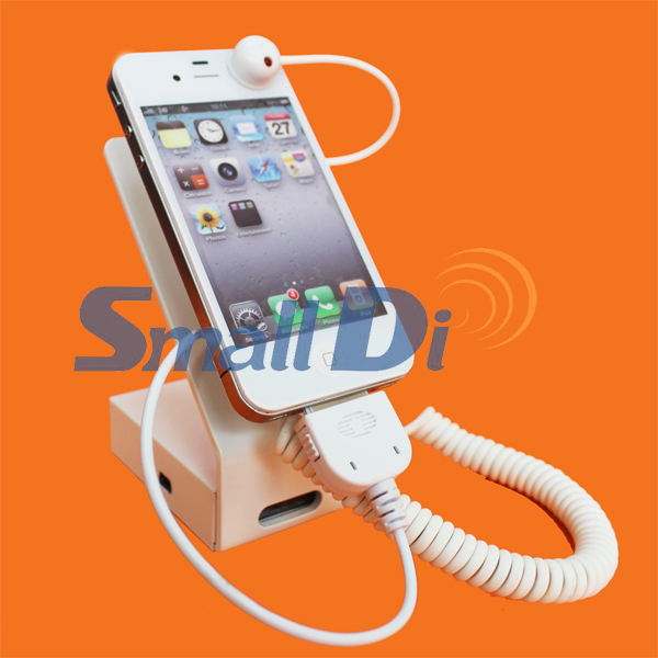 Mobile phone display Alarm, double protection , with charger/ alarm/ aluminium alloy stand<br><br>Aliexpress