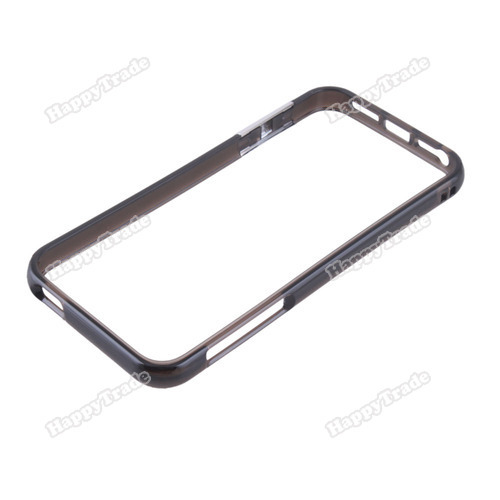 happytrade Well-pleasing Fashion TPU Silicone Bumper Frame Case Soft Anti-Skid Gel For iPhone 5 5G 5th 5S best services(China (Mainland))