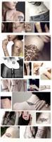 Временная татуировка Brand New HC126 OP-1325