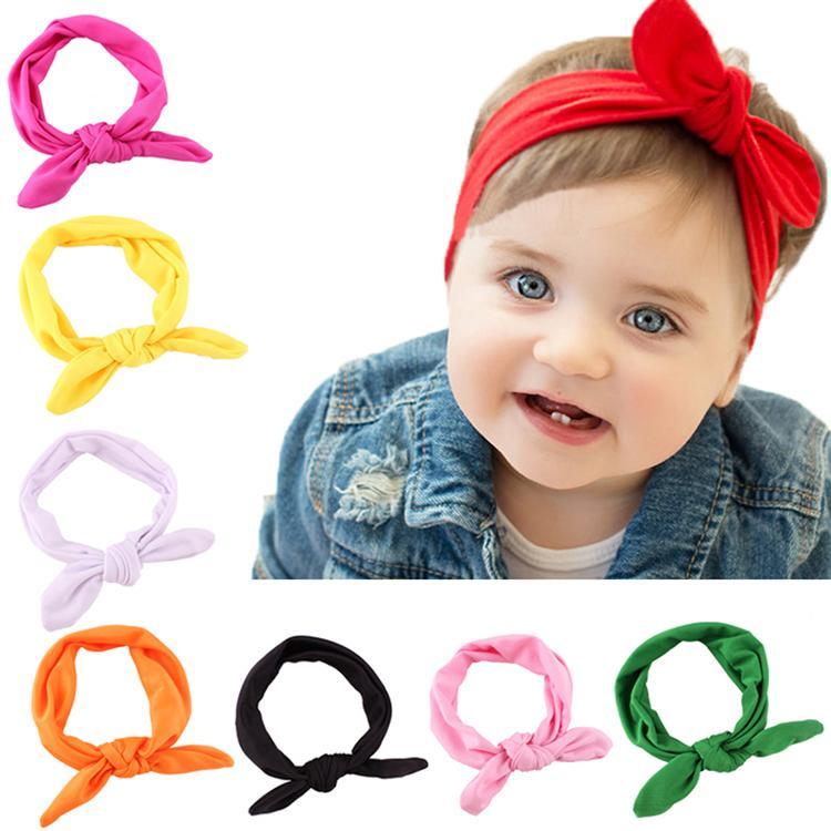Модные повязки для детей