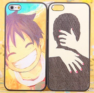 Veneer for cartoon for iphone 5 phone case ultra-thin shell for apple 5 protective case