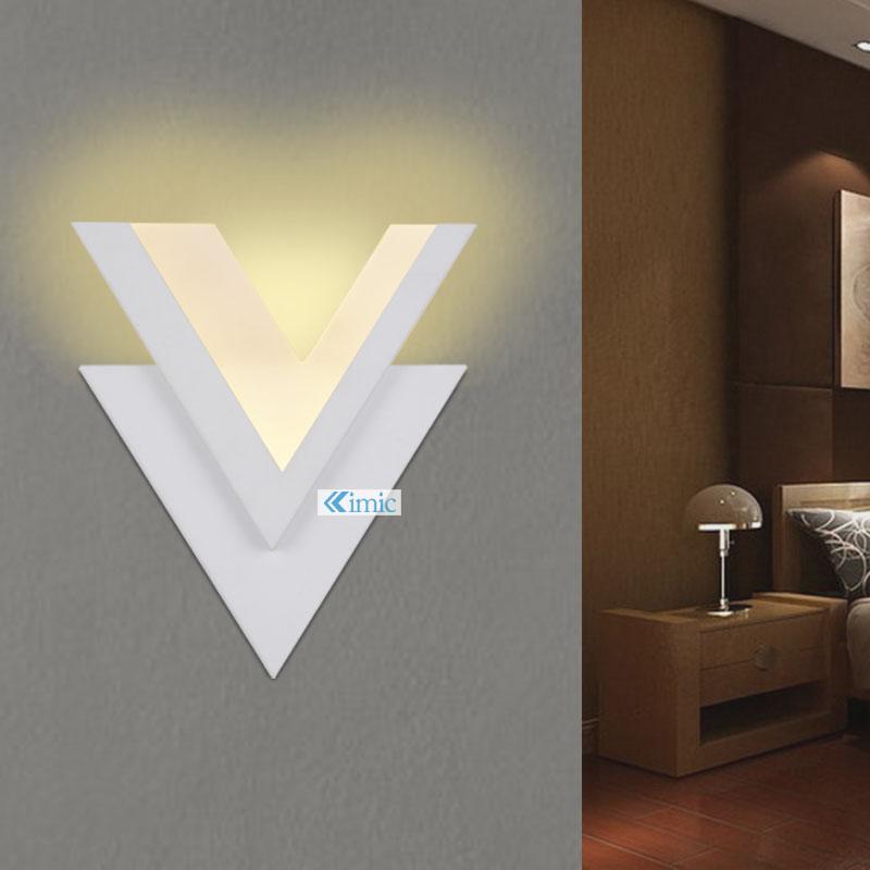 Lampade camera letto idee di design nella vostra casa for Lampade per comodini moderne