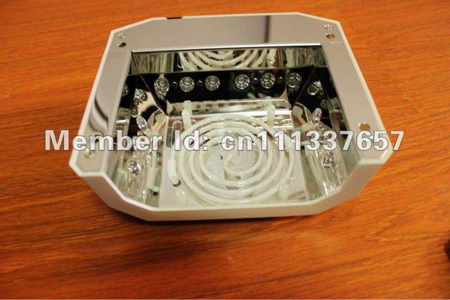 Free shipping by FEDEX 10 pcs /lot  36 Watts diamond led ccfl lamp12 watts CCFL + 24 watts LED