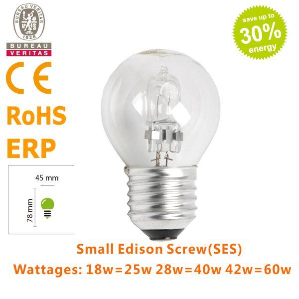 ECO halogen lamp G45 220-240V 28W E27<br><br>Aliexpress