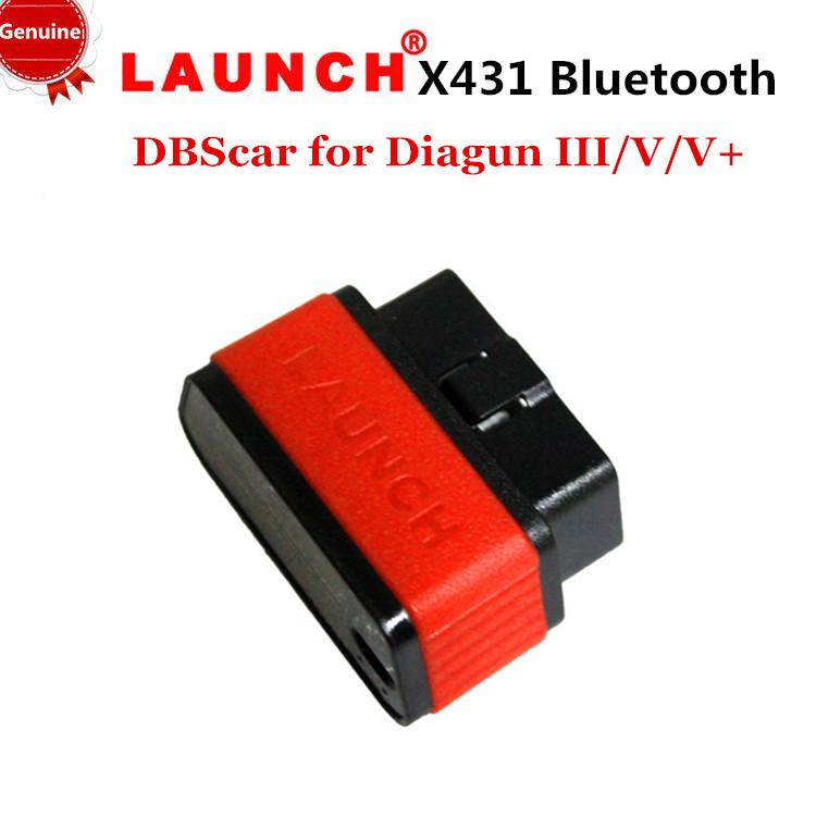 [Genuine] Launch X431 Diagun III/V/V+ Bluetooth Connector Update Online Launch X431 Bluetooth DBScar(China (Mainland))