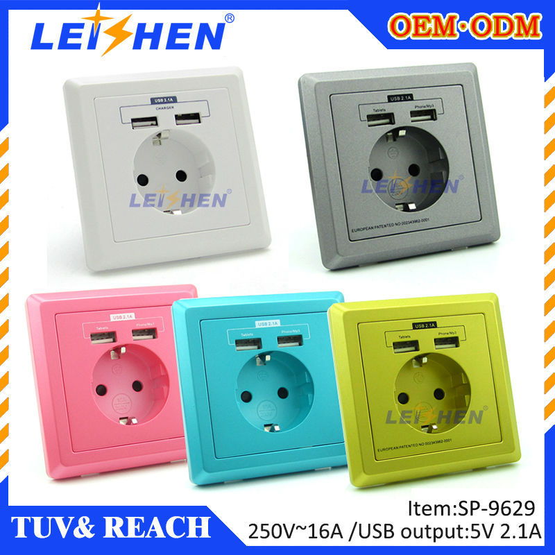 Electrical Outlets: Electrical Outlets Belgium