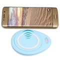 for Samsung Galaxy A3 A5 A7 A9 2016 Water Droplets Shape Universal Qi Wireless Power Portable