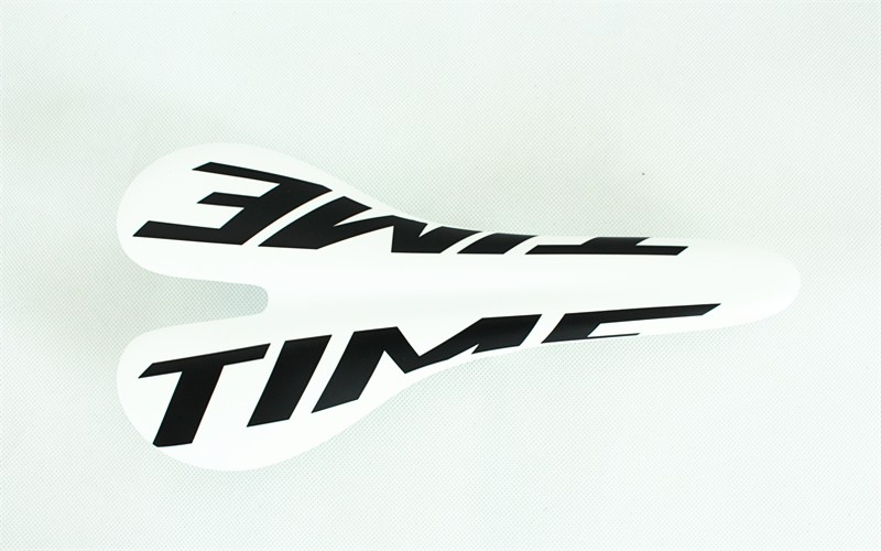 White With Black   Bicycle  Saddle  Bicycle Saddle  Full Carbon Fibre Saddle  Sillin Bicicleta  Free  Shipping<br><br>Aliexpress