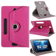 For DEXP Ursus KX210 AVA/TS110/NS310/NS210/A210/GX110 10.1″ 360Degree Rotating Universal Tablet PU Leather cover case Free PEN