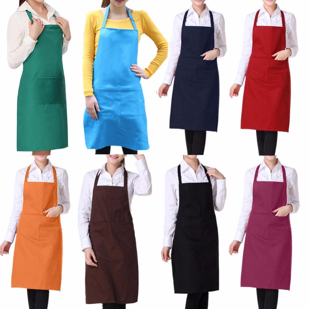 New Fashion Light Weight Polyester Kitchen Apron for Lady(China (Mainland))