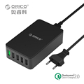 5 Port Quick Charger ORICO QSE 5U QC2 0 Charger 5V2 4A 9V2A 12V1 5A Desktop