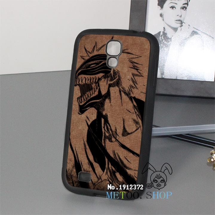 Naruto Bleach Ichigo Hollow Mask(69) phone cell cover case for Samsung Galaxy s3 s4 s5 note 2 note 3 s6 note 4 &op15421(China (Mainland))