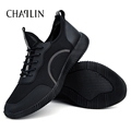 Men Shoes Hot Cool Black Air Permeability Spring Mesh Shoe High Quality Breathable Comfortable Summer Casual