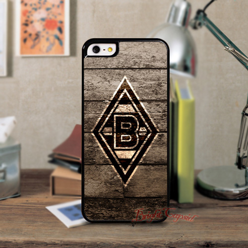The Latest New Product Borussia Mnchengladbach Sports FC Skin Cover For Iphone 5 5S 5C and 4 4s Protect Mobile Phone Cells(China (Mainland))