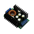 DC DC step down Adjustable Constant pressure constant current High Power 12A solar charger LED drive
