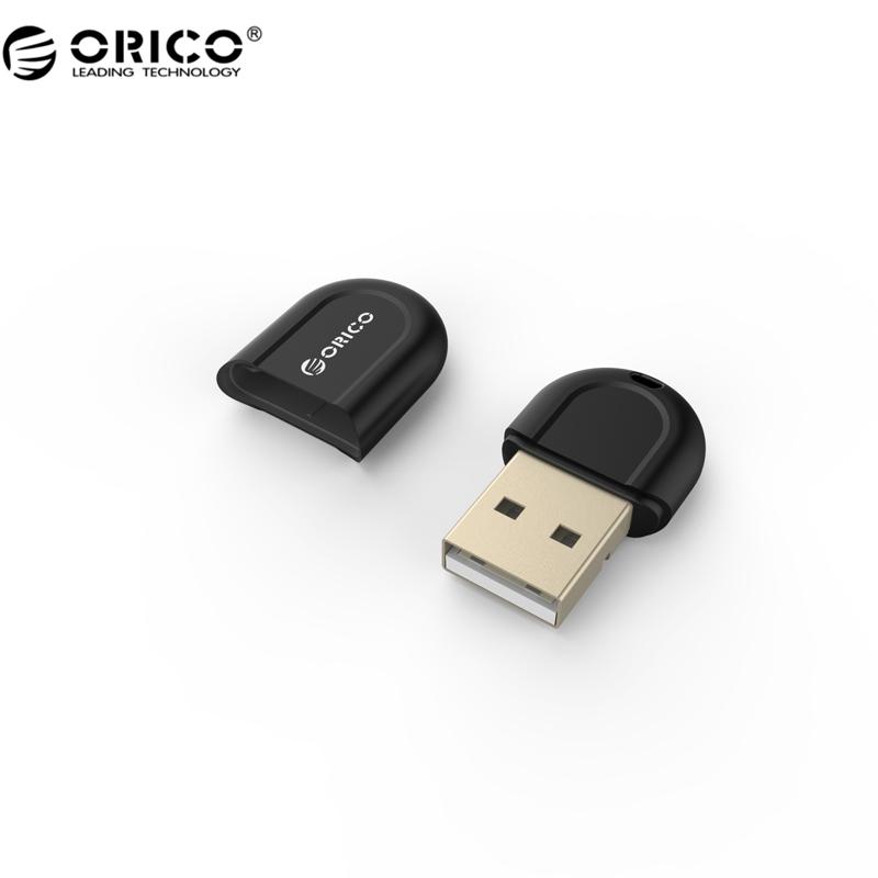 store product ORICO Mini USB Bluetooth  Adapter for Notebook Desktop PC Black BTA BK