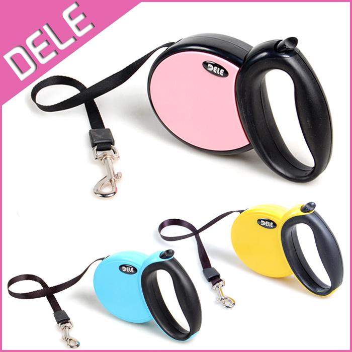 BY DHL Fedex UPS 20pcs/lot 3M 4M 5M Flexible Retractable Extending Pet Dog Cat leads leash Automatic Retractable dog Leashes(China (Mainland))
