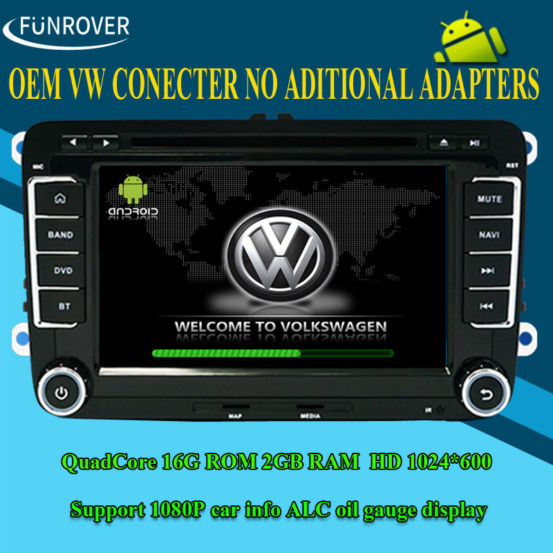 FREE SHIPPING VW Factory sell Android QuadCore OEM conector fit radio rns510 VW passat jetta polo Car DVD GPS Stereo 4G network(China (Mainland))
