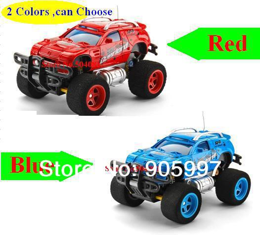 Free Shipping (2 pieces/lot) RC CAR 1:14 4CH Remote control electric military off-road vehicles SUV remote control SUV car(China (Mainland))