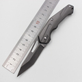 Tactical Folding Knife 58HRC Pocket Knife Outdoor Camping Survival Hunting Knife Faca Cuchillos