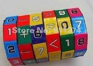 Infant arithmetic runner, Math runner, mathematical model.Free shipping