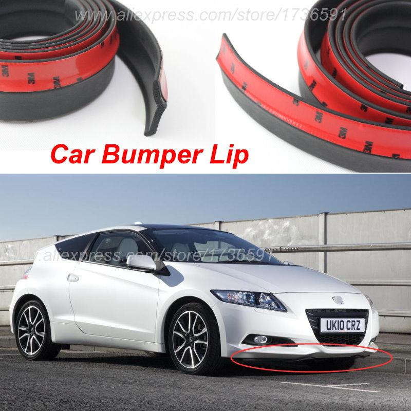 For HONDA CRZ CR Z CR Z / Car Bumper Lips / Spoiler For