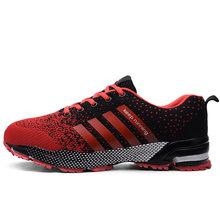 Turnschuhe Männer Für Schuhe Air Mesh Tenis Masculino Männer Casual Schuhe Atmungsaktive Schuhe Männlichen Schuhe Sapato Masculino Big Größe(China)