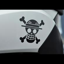 Onepiece Laptops stickers and decals wall sticker car stickers for motorcycle(China (Mainland))