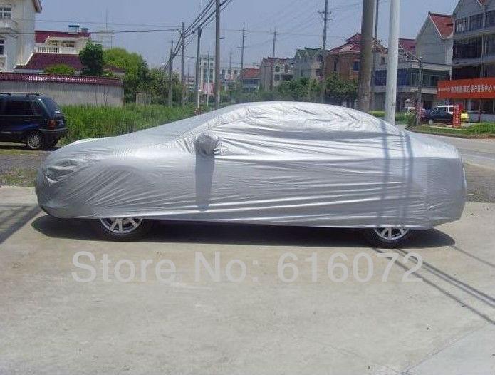 Здесь можно купить  Hot ! Free shipping high quality car cover,snow defence/scrarch-proot/dustproot/sunscreen auto cover for BMW E46/E39,XL size  Автомобили и Мотоциклы