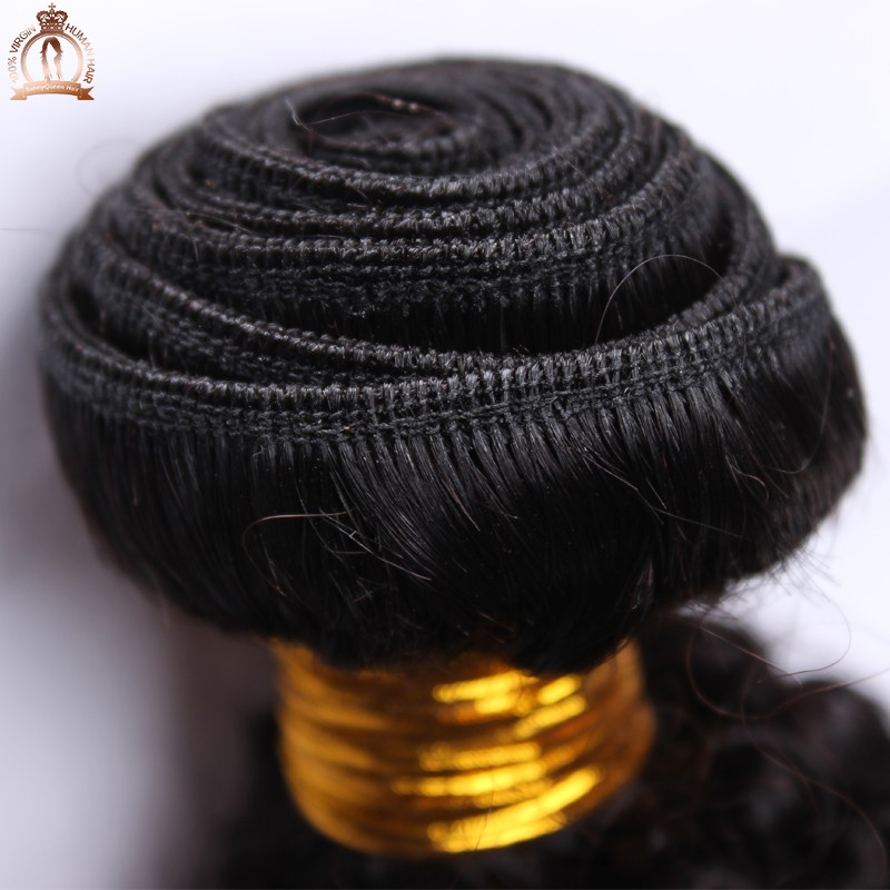 100% Unprocessed Mongolian Kinky Curly Hair Extensions 3pcs Kinky Curly virgin Hair Weaves Rosa Hair Products Natural Black