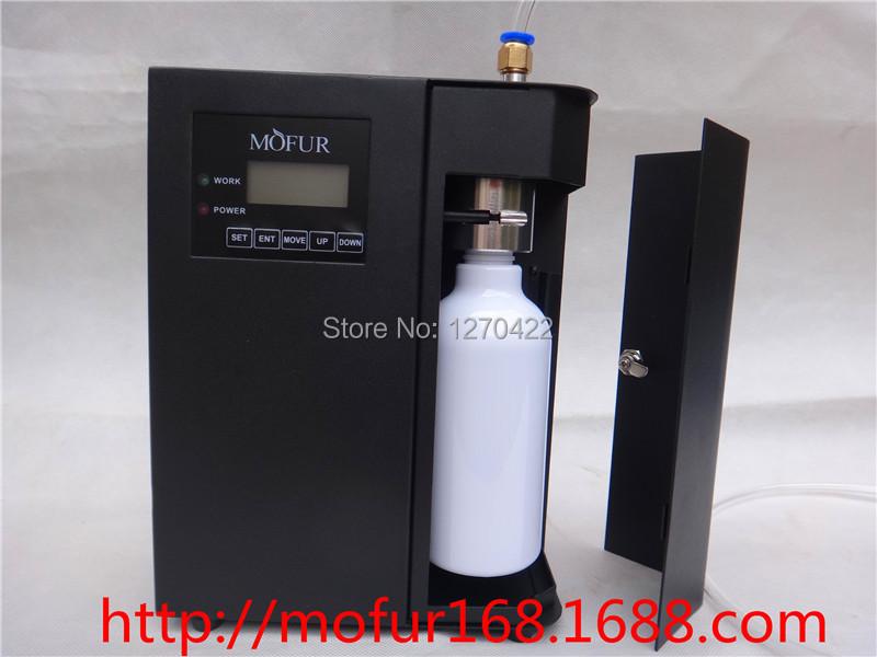 Nebulizador purificador de ar purificador de ar 300m3 máquina aroma 300 ml cartucho tela de LcD do hotel fragrância sistema de ano de garantia(China (Mainland))