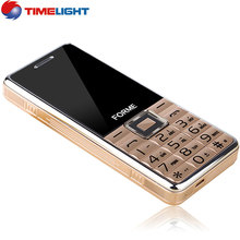Quad Band Classic Keyboard Bar Phone FORME D888 Dual Sim Big Battery Voice Elder Phone Original Mobile Phone Unlocked Cell Phone(China (Mainland))