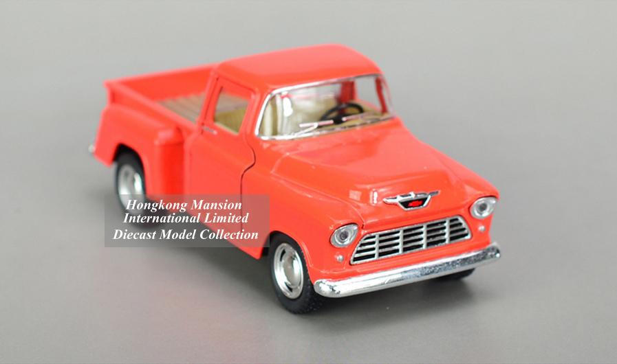 136 Car Model For 1955 Chevrolet Task Force Pickup (7)