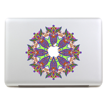 Removable waterproof beautiful national figure tablet sticker and laptop computer sticker for macbook Air 11,260x270mm