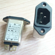 power EMI filter 10A 115/250V(China (Mainland))