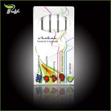 Disposable e cigarette electronic cigarette e shisha pen 500 puffs disposable electronic e hookah pen disposable